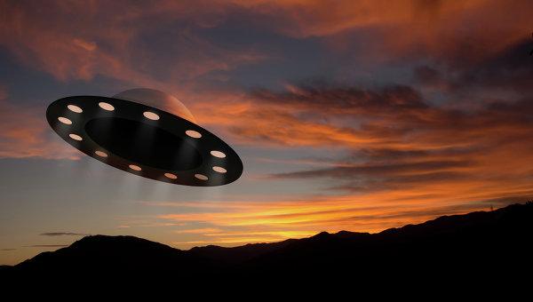 На Закарпатті поліція засікла НЛО у небі над кордоном