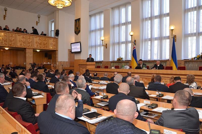 """Закарпатські депутати заговорили про """"укрупнення"""" ПТУ"""