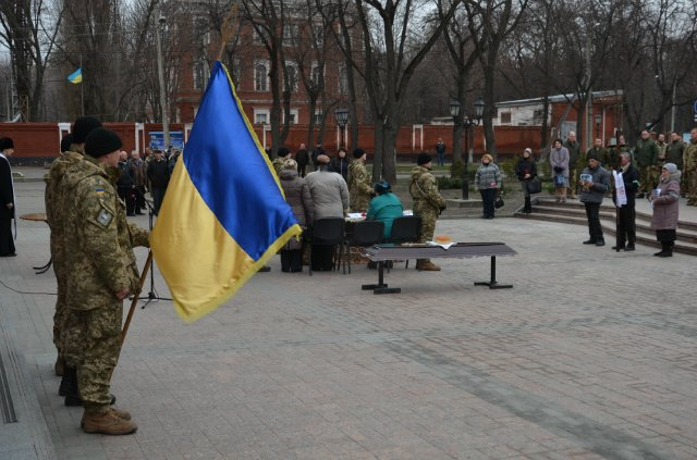 На Донбасі від куль снайпера загинув командир взводу 128-ої бригади