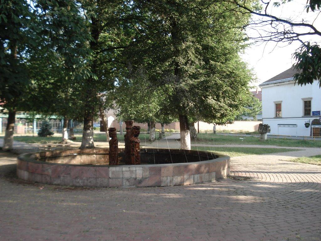 """У Мукачівському """"Депеш-парку"""" планують створити амфітеатр"""