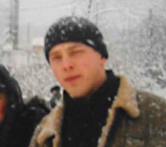 У Мукачеві зник 36-річний чоловік