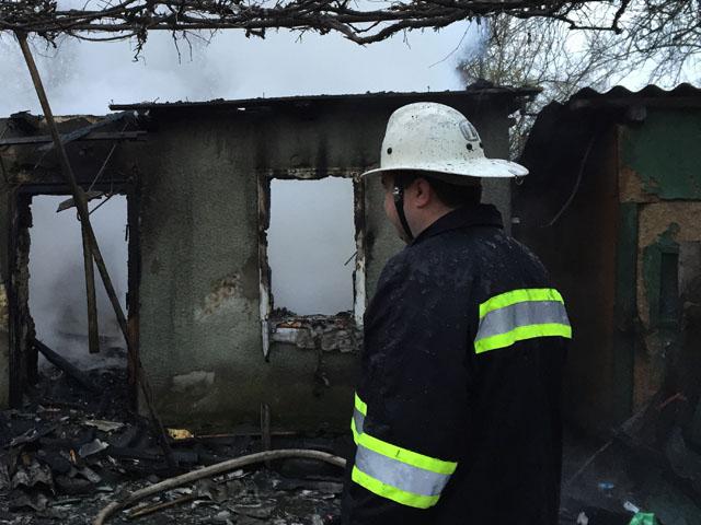 На Хустщині внаслідок пожежі загинули двоє пенсіонерів