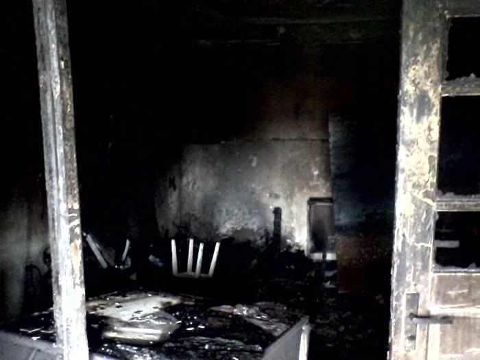На Ужгородщині у власному будинку загинув 55-річний самотній чоловік