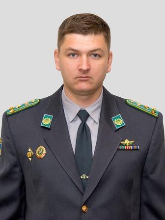 Уродженець Севастополя став новим керівником Мукачівського прикордонного загону