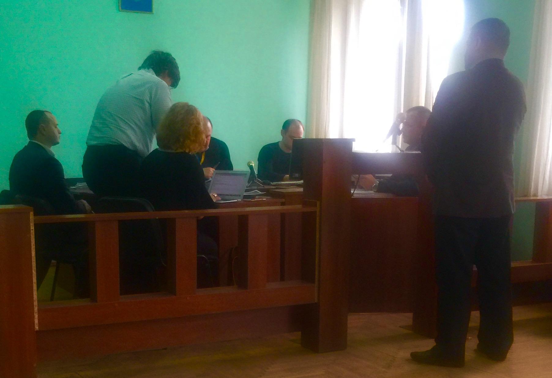 Суд у справі ДТП за участі Наталії Балаж перенесли на 20 квітня