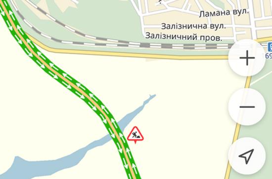 Де в Закарпатті ремонтують дороги або перекривають трасу можна буде переглянути онлайн