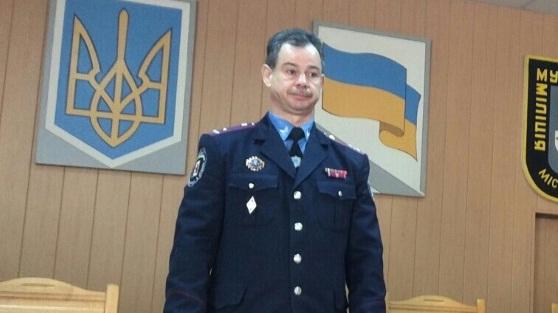 Мукачівській поліції представили нового керівника
