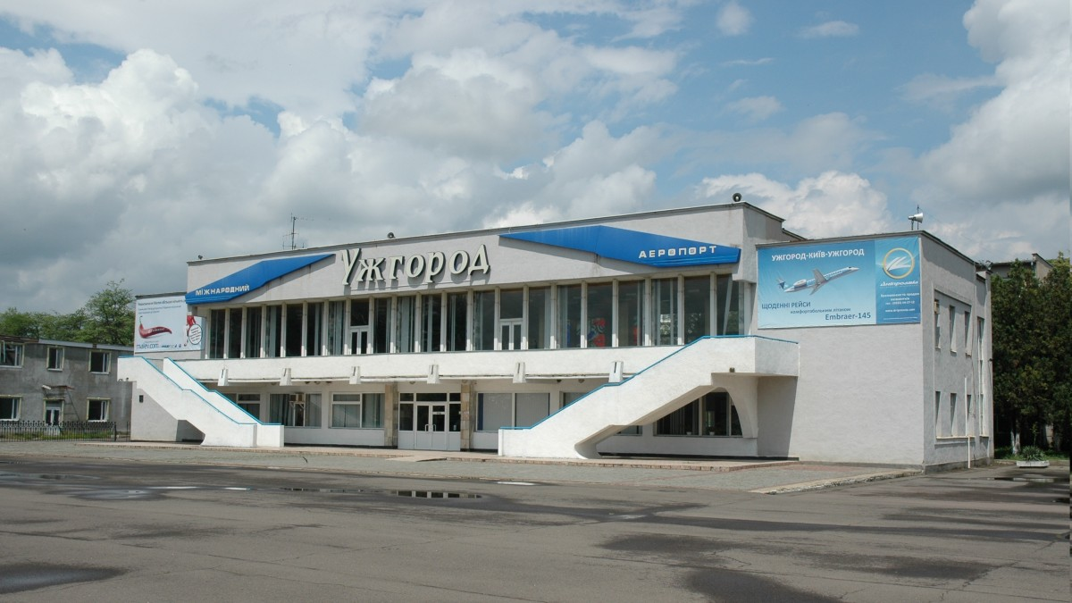 Облрада виділила дотаційні кошти на реконструкцію Ужгородського аеропорту