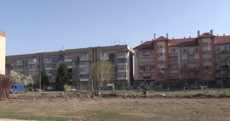 Люди виступили проти будівництва у Росвигові церкви УПЦ Київського патріархату