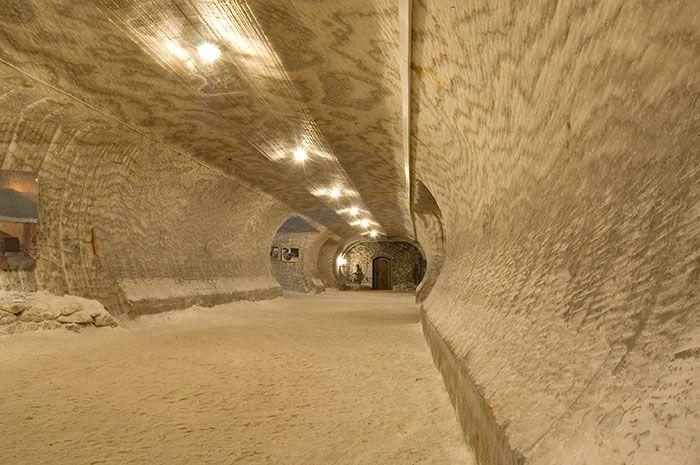 Москаль пропонує інвесторам з Європи видобувати сіль на Закарпатті