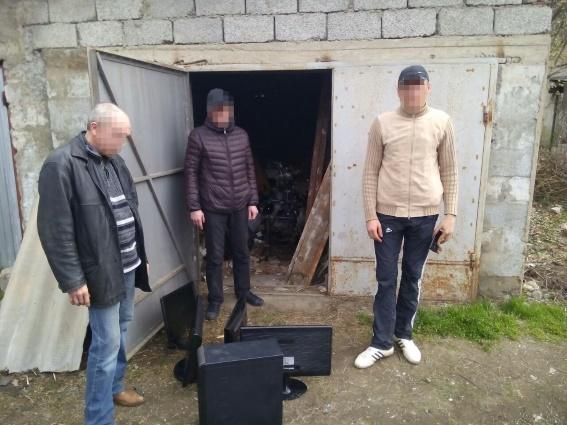 У Мукачеві пограбували будівельну фірму