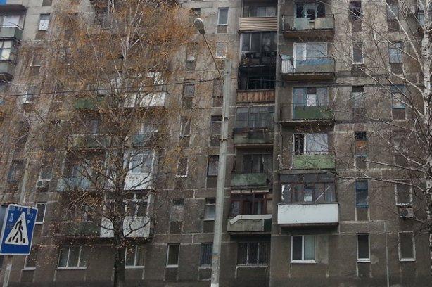 Фасади ужгородських багатоповерхівок не ремонтували більше десяти років