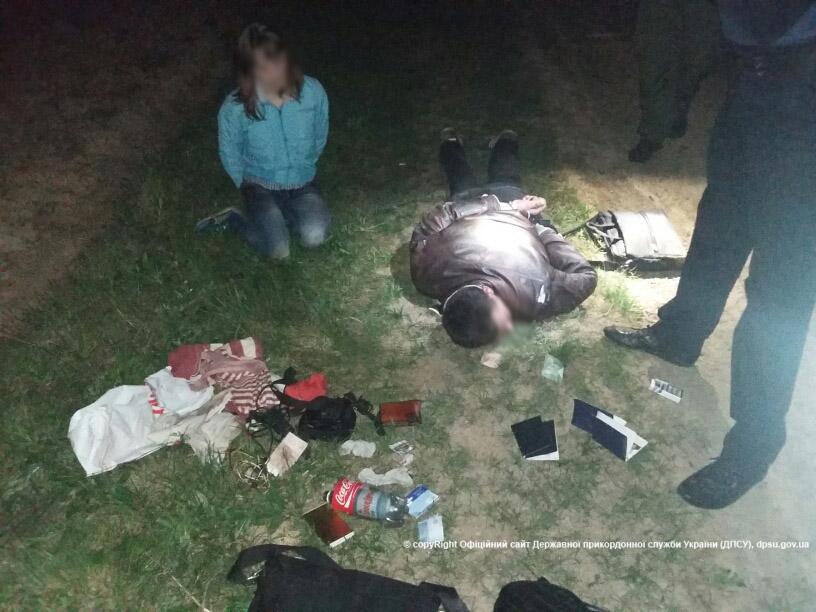 Прикордонники затримали подружжя, яке вбило двох студентів з Індії