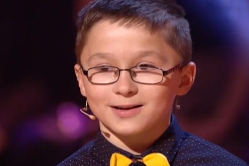 Хлопчик із Кольчина розсмішив коміків Зеленського та Кошового на 10 тисяч гривень