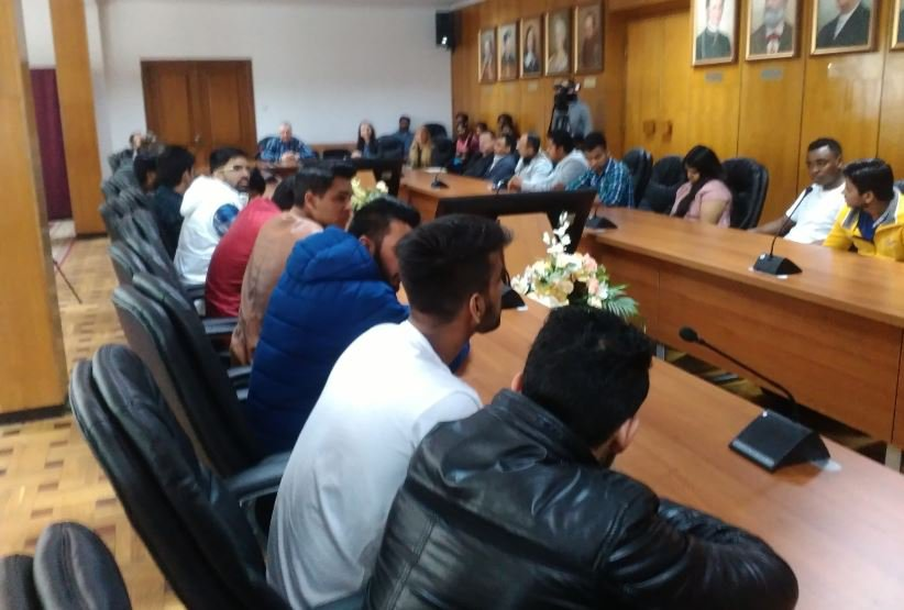 Студенти-іноземці повідомили керівників УжНУ про те, що стикаються з випадками агресії та дискримінації