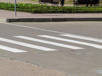 """Суд змусив одну із селищних рад Тячівщини намалювати """"зебру"""""""