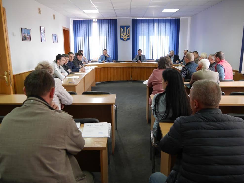 В Ужгороді вирішували питання з безпеки дорожнього руху у місті