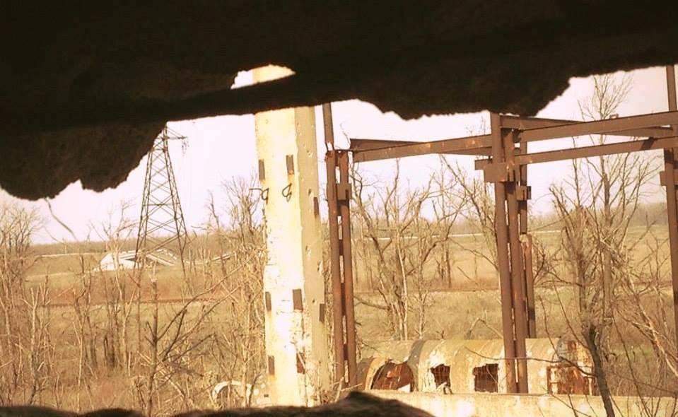 Бійці закарпатської 128-ї бригади тримають оборону на шахті Бутівка