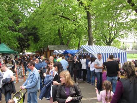 """""""Сакура-Фест"""" став найвідвідуванішим фестивалем в Ужгороді за останні кілька років"""