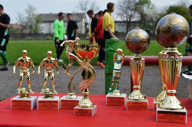 У Тячеві відбувся перший футбольний турнір об'єднаної громади