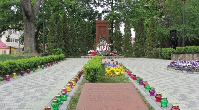 101-шу річницю геноциду вірмен вшанували в Ужгороді