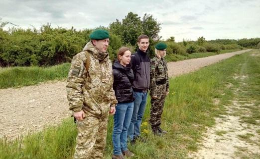 Двоє студентів з Києва намагались перетнути українсько-словацький кордон неподалік Ужгорода