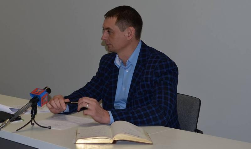 Заступник міського голови Мукачева Віталій Гільтайчук написав заяву на звільнення