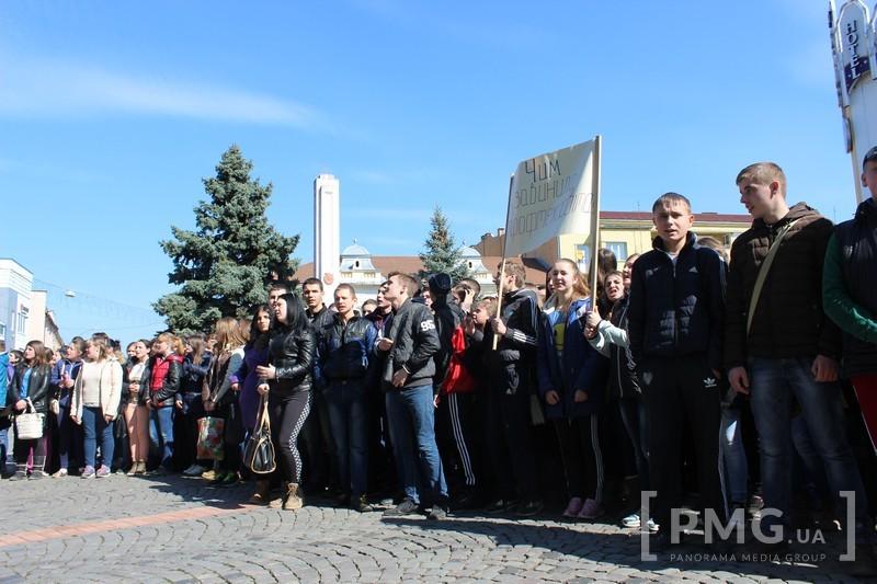 Фінансування ПТНЗ Мукачева знову не вирішене. Міськрада подаватиме на рішення суду апеляцію