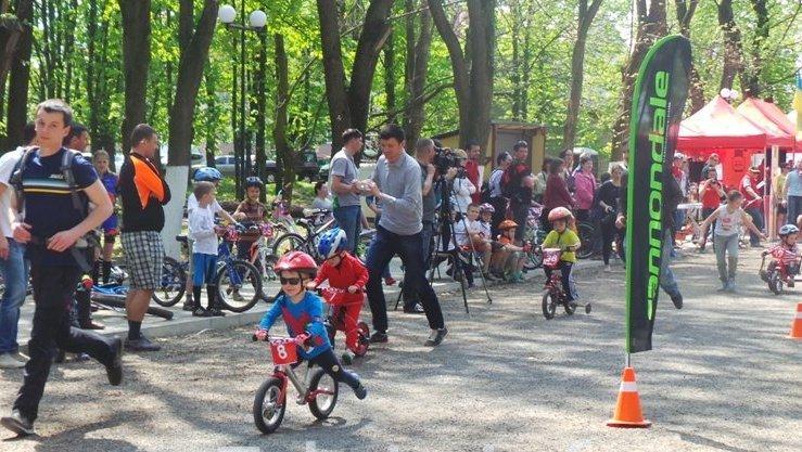 В Ужгороді відбудеться дитяча велогонка
