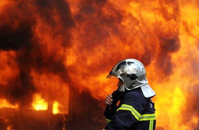 В Ужгороді внаслідок пожежі загинув 43-річний чоловік