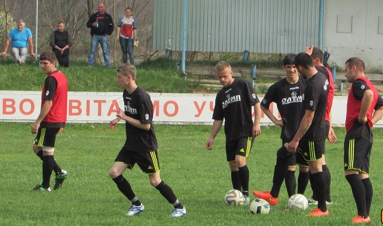 На Берегівщині та Виноградівщині відбудуться повторні матчі Кубка Закарпаття з футболу