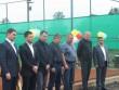 В селищі Кольчино урочисто відкрили сучасний тенісний корт