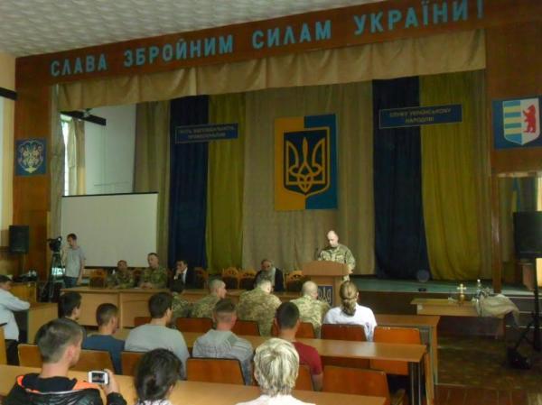 Понад 50-х закарпатських призовників відправили до армії