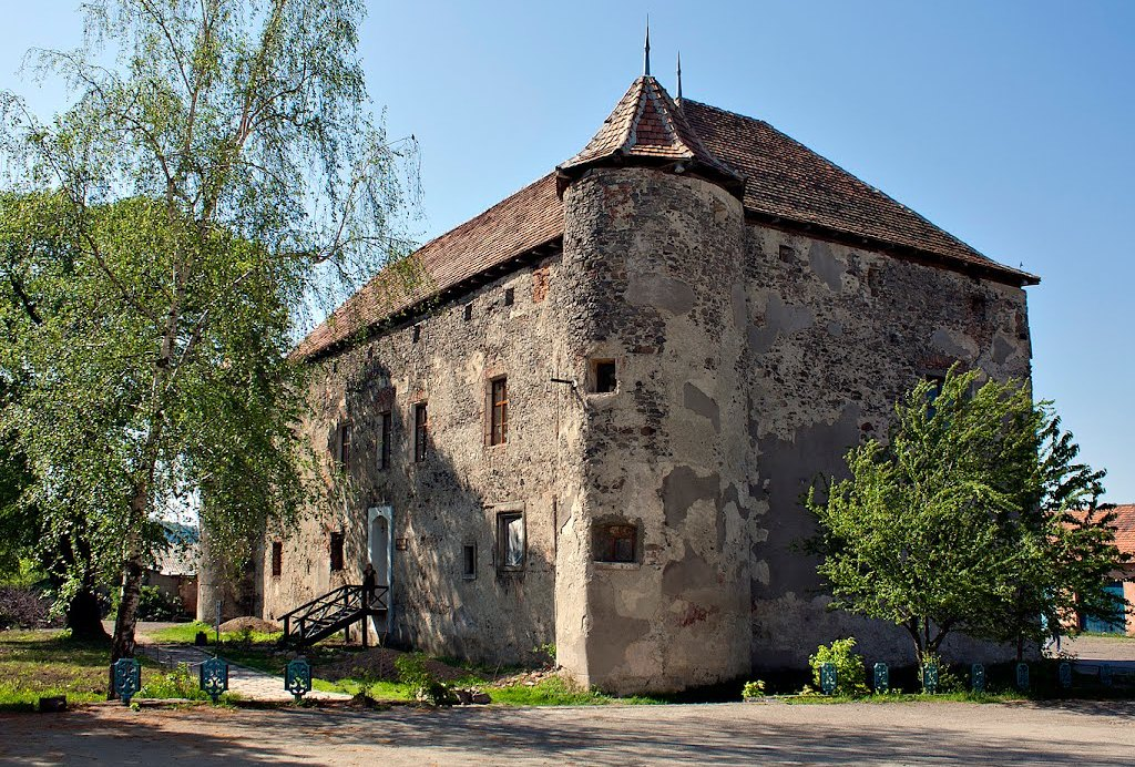 """Чинадіївський замок """"Сент-Міклош"""" готується до грандіозного фестивалю квітів"""
