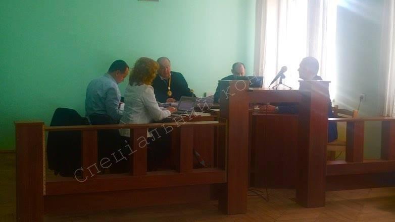 Наталії Балаж під час судового засідання зачитали новий обвинувальний акт
