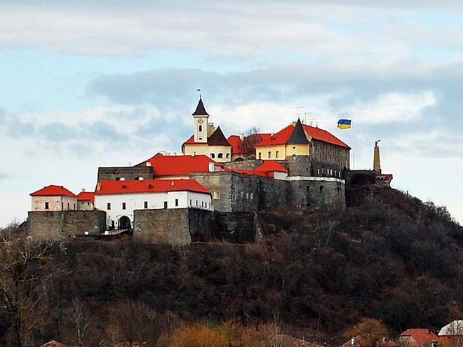 """У Мукачівському замку """"Паланок"""" відбудеться День відкритих дверей"""
