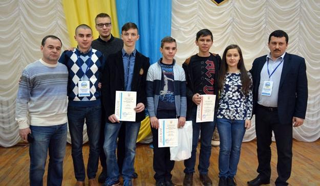 Ужгородський школяр візьме участь у міжнародній олімпіаді з інформатики