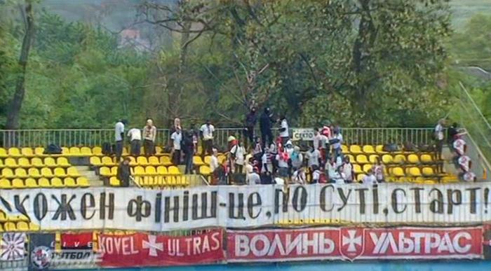 """Луцька """"Волинь"""" в останньому матчі розгромила ужгородську """"Говерлу"""""""