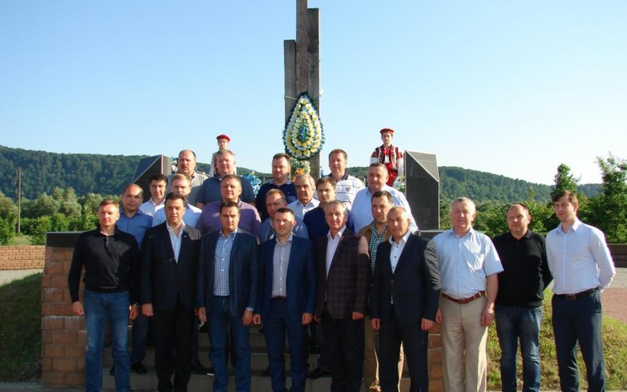 Комітет з питань бюджету Верховної Ради України відвідав Хуст