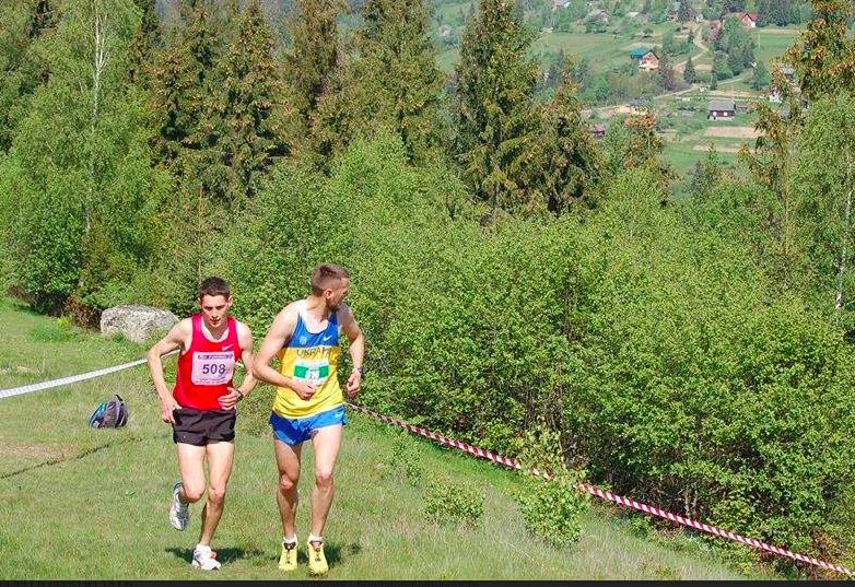 Двоє мукачівців стали призерами чемпіонату України з гірського бігу