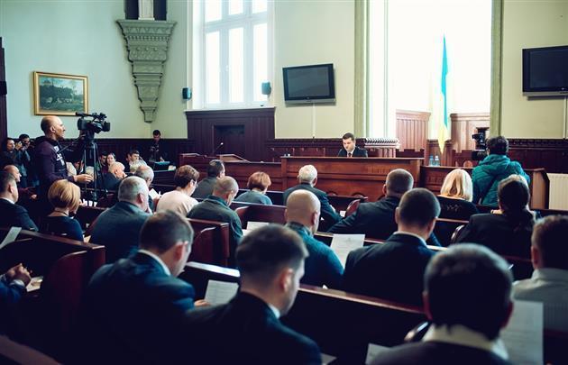 Народні обранці Мукачева зібрались на чергову сесію міськради