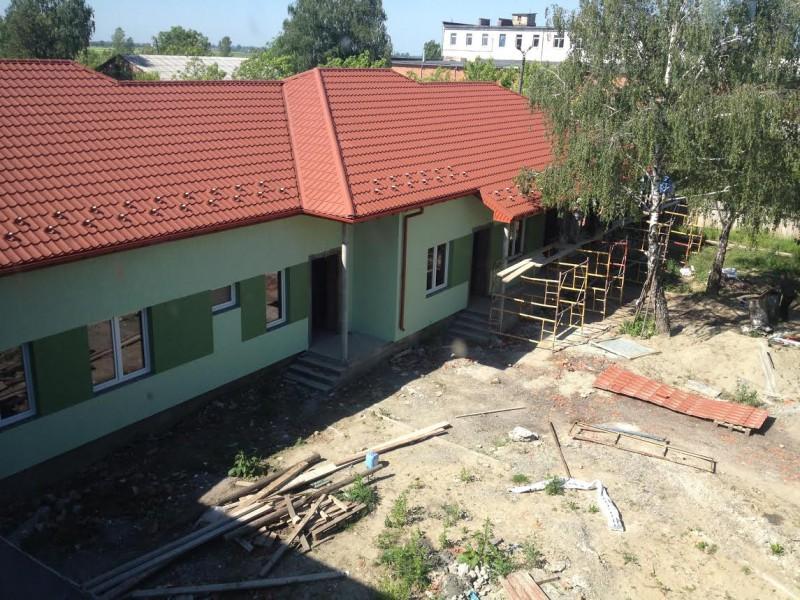 Під час будівництва хоспісу у Виноградові вкрали понад мільйон гривень, – фініспекція
