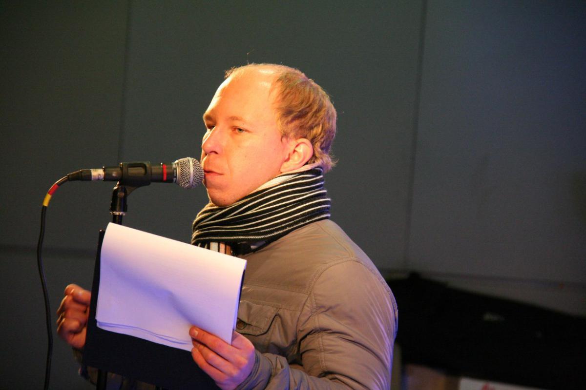 Донеччанин Олексій Чупа презентуватиме ужгородцям книгу «Вишня і Я»