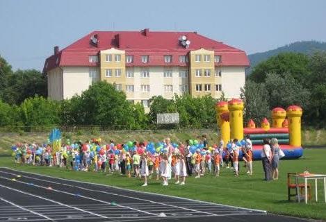 У Мукачеві відбудуться Малі Олімпійські ігри