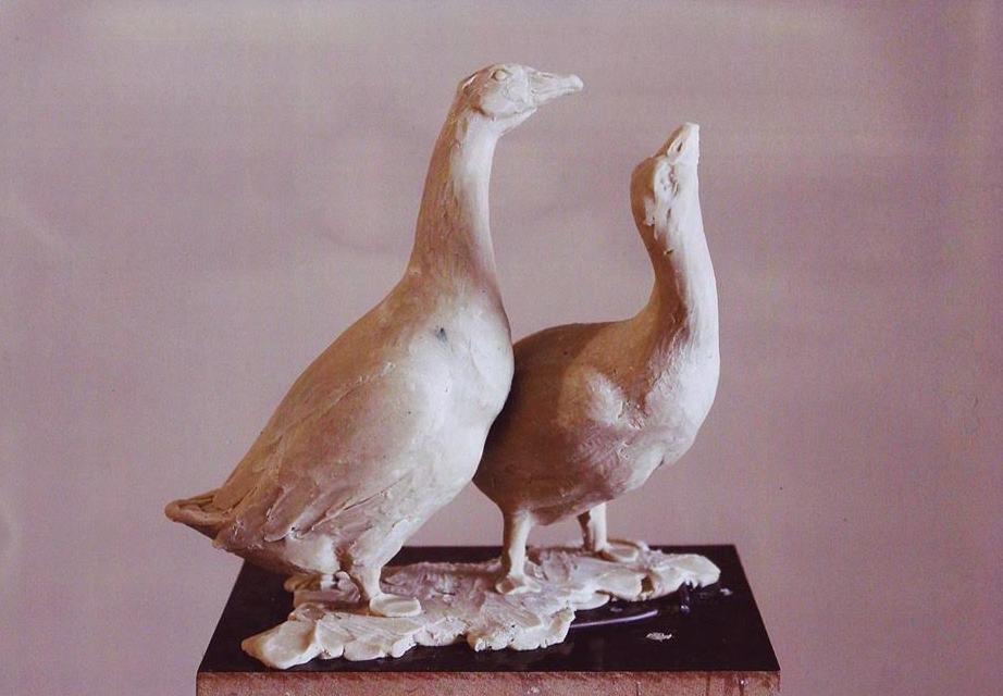 В історичній частині Мукачева встановлять 11 фігурок гусей