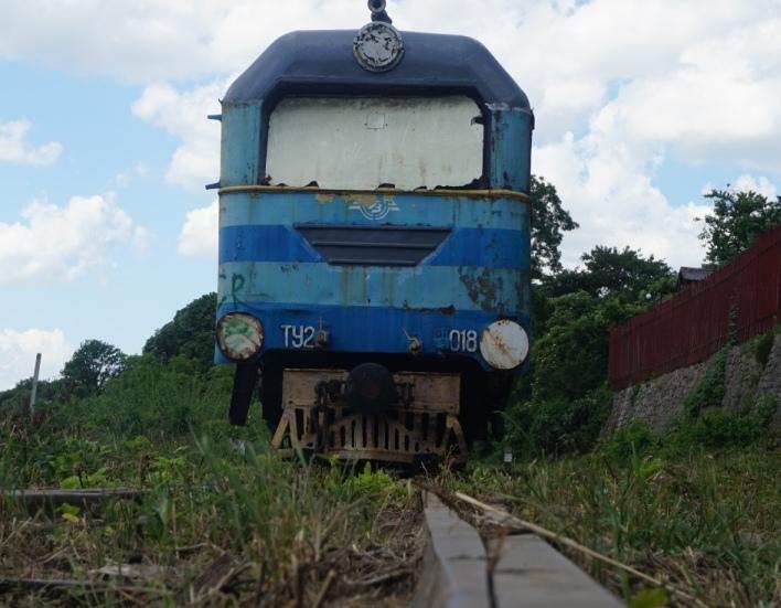 Дитячу залізницю в Ужгороді запустять через три місяці
