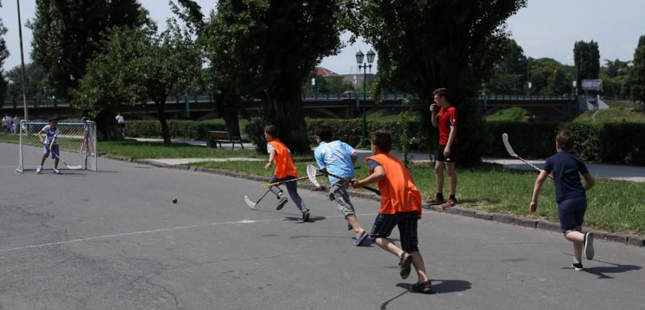 """В Ужгороді відбувся дитячий фестиваль """"Малеча Фест"""""""