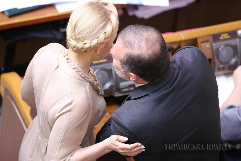 Віктор Балога розповів про своє ставлення до Юлії Тимошенко