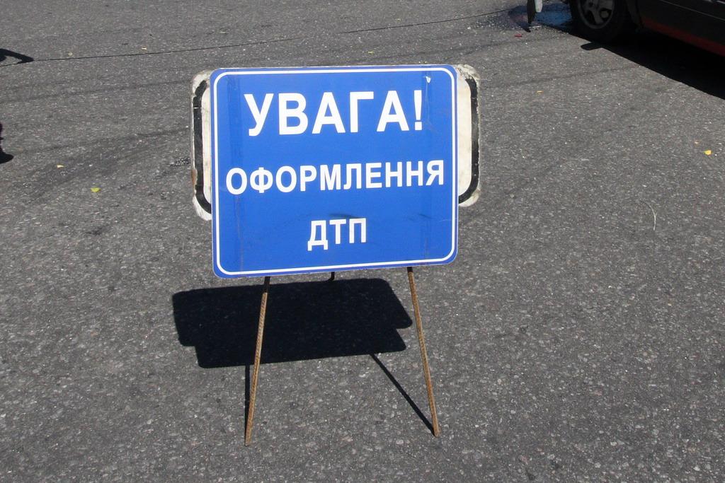 Ужгородські поліцейські спіймали водія, який збив велосипедиста і втік з місця аварії