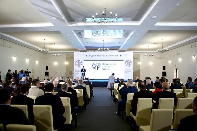 Наближені до мера Балоги підприємці заробили понад сто тисяч гривень на проведенні бізнес-форуму у Мукачеві